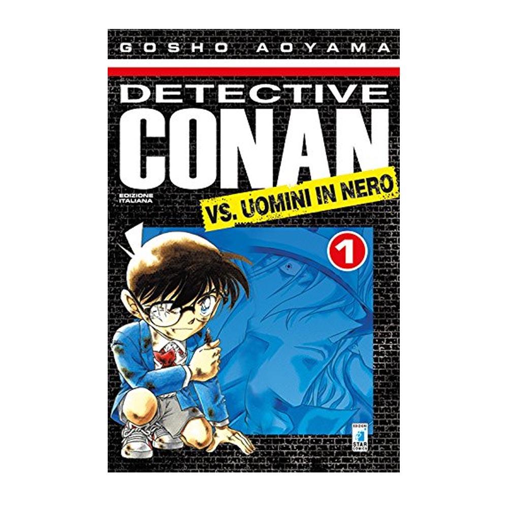 Detective Conan vs. Uomini in Nero