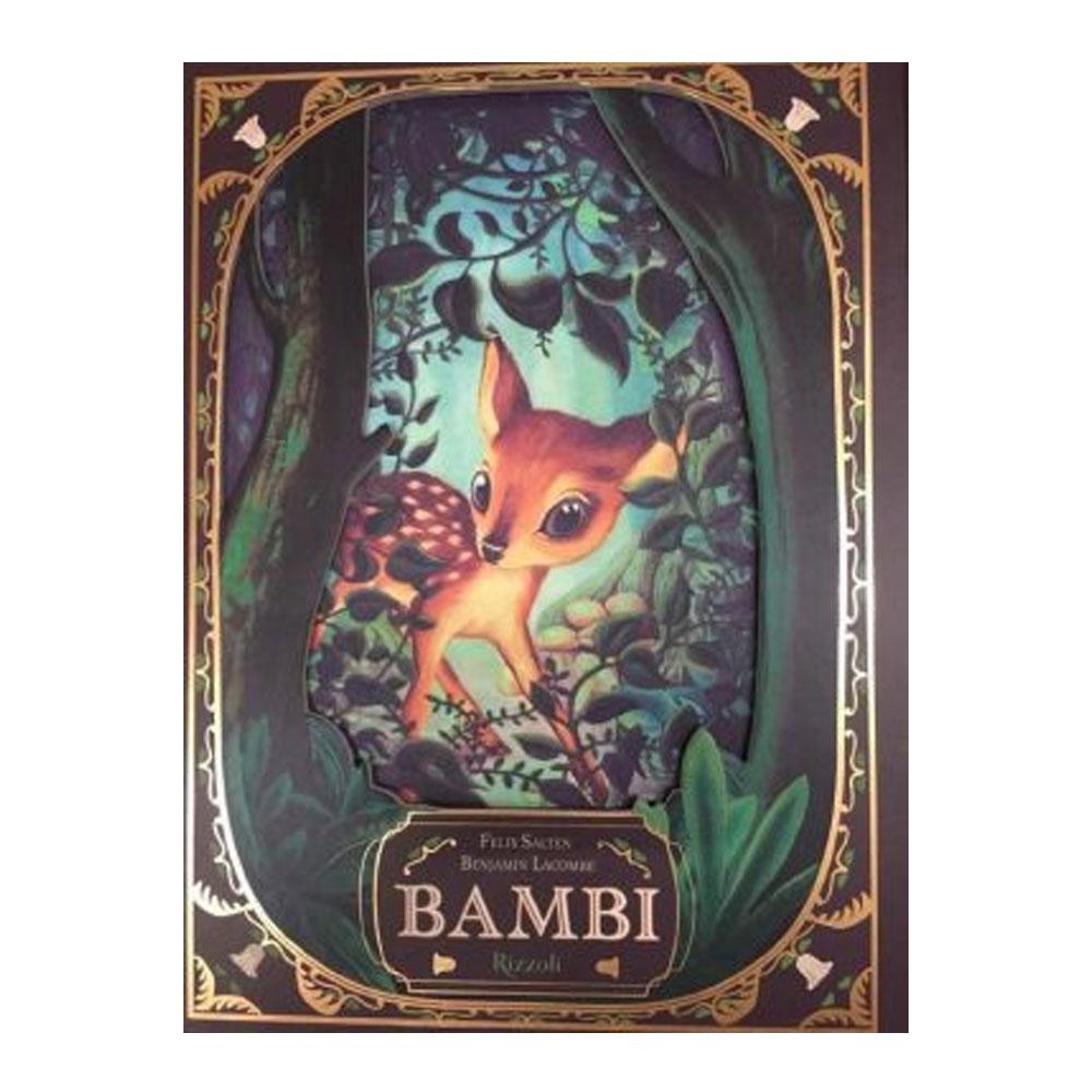 Bambi. Edizione a colori