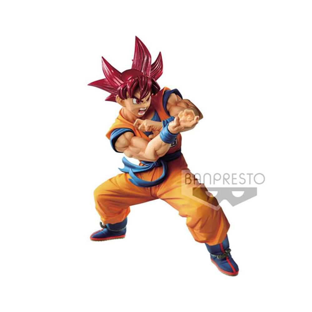 Dragon Ball - SSGS Goku - Blood of Saiyans