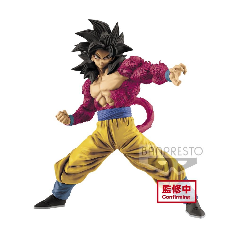 Dragon Ball GT - Super Saiyan 4 Son Goku Full Scratch