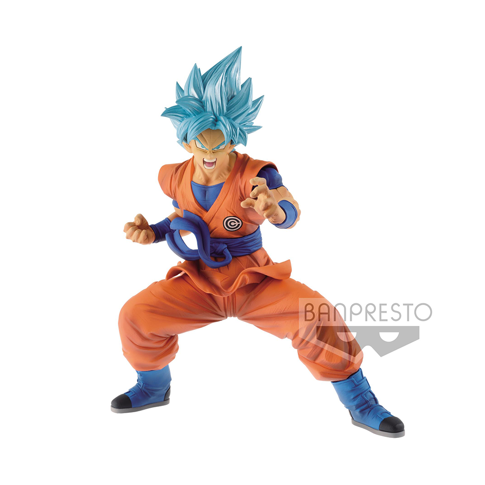 Dragon Ball Heroes - Transcendence Art Figure Son Goku