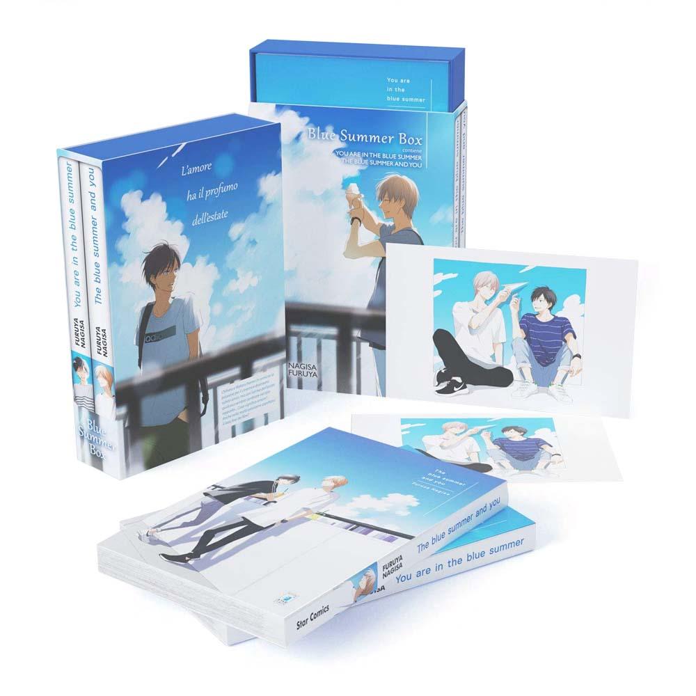 Blu Summer Box
