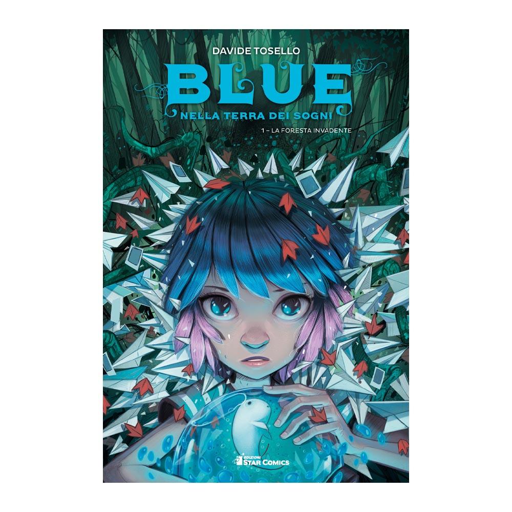 Blue nella terra dei sogni vol. 001 Star Days 2021 (preorder)
