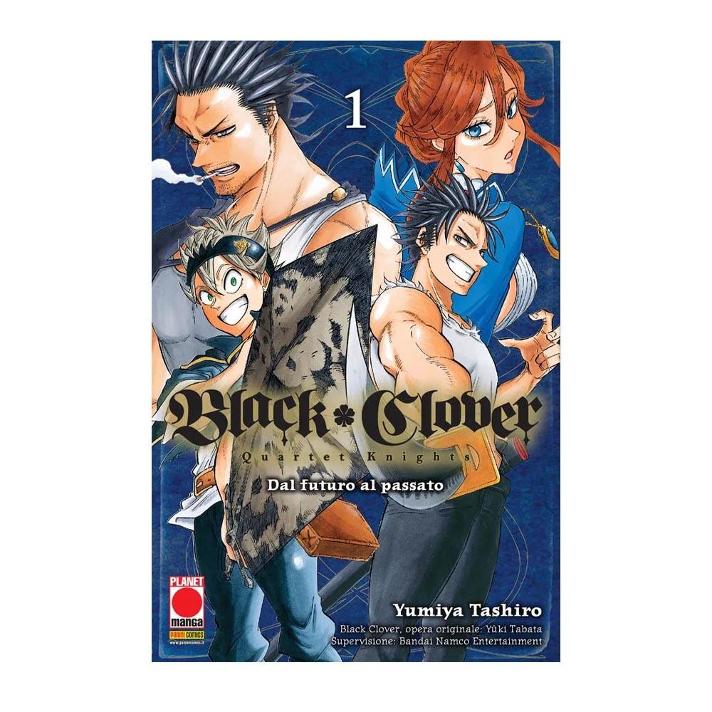 Black Clover - Quartet Knights