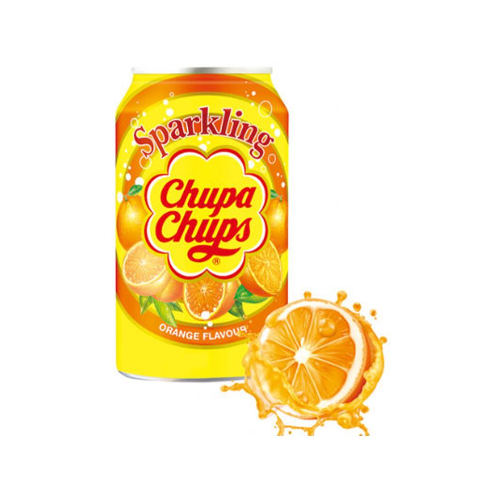 Chupa Chups Soda all'arancia