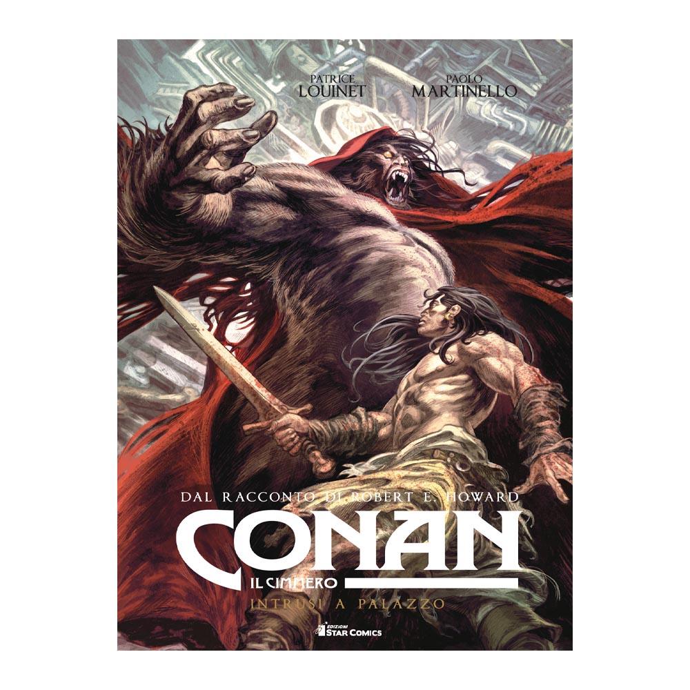Conan Il Cimmero vol. 008 Star Days 2021 (preorder)