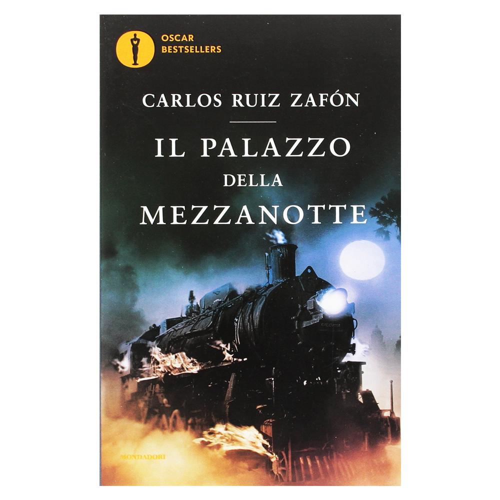Carlos Ruiz Zafón – Il Palazzo della Mezzanotte