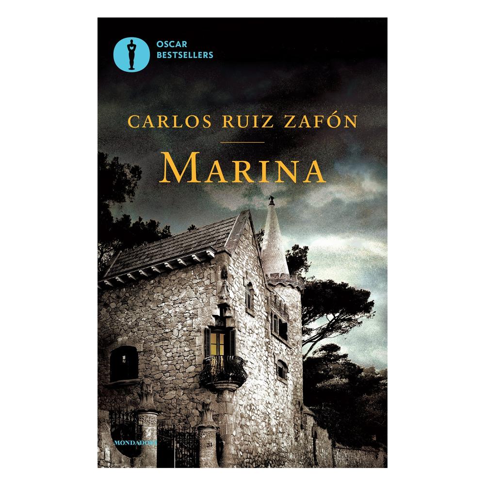 Carlos Ruiz Zafón – Marina
