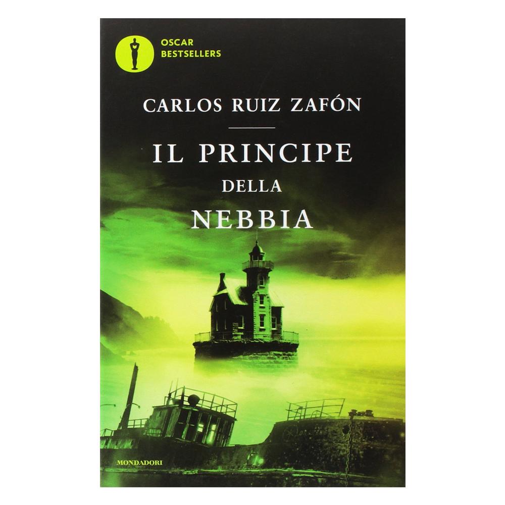 Carlos Ruiz Zafón – Il Principe della Nebbia