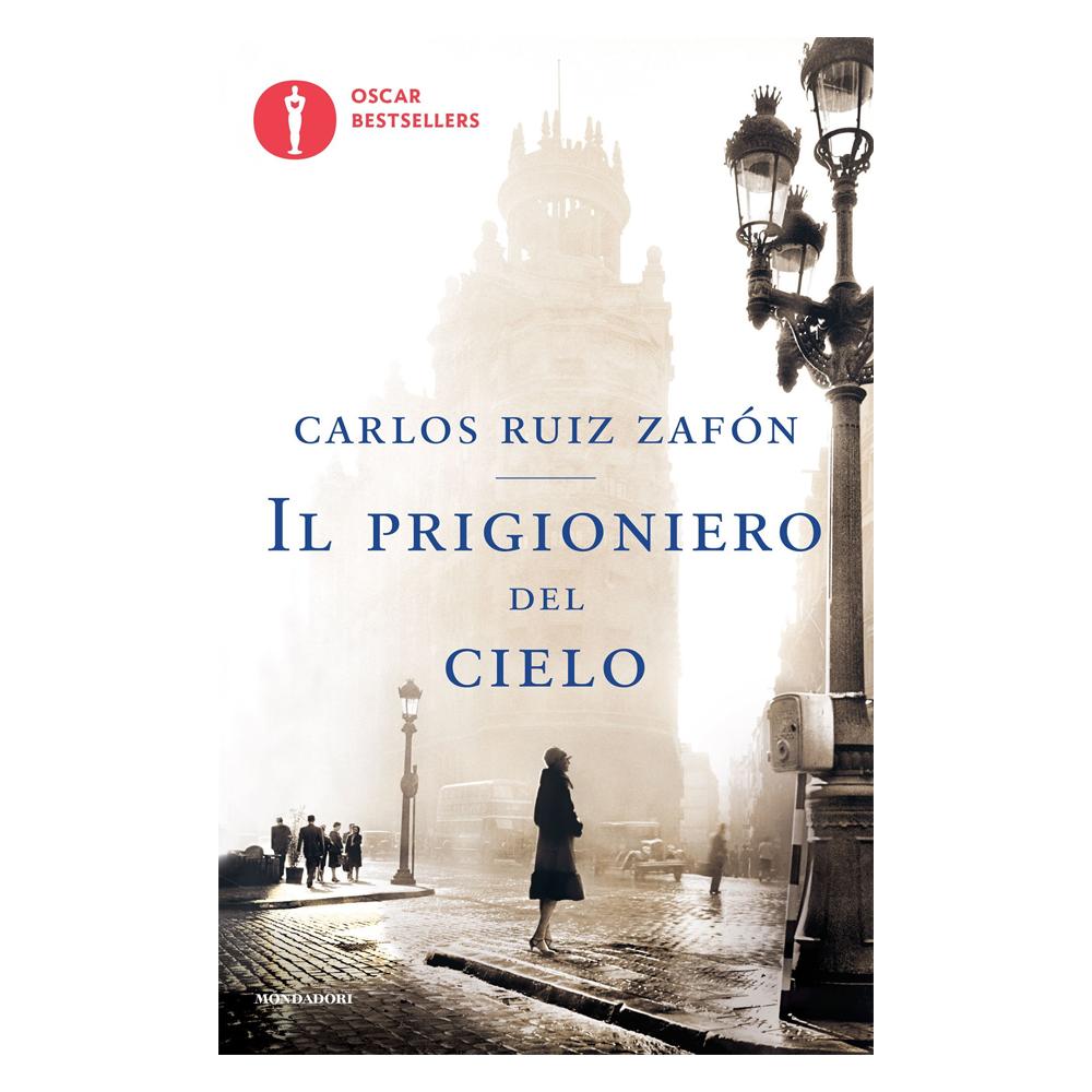 Carlos Ruiz Zafón – Il Prigioniero del Cielo