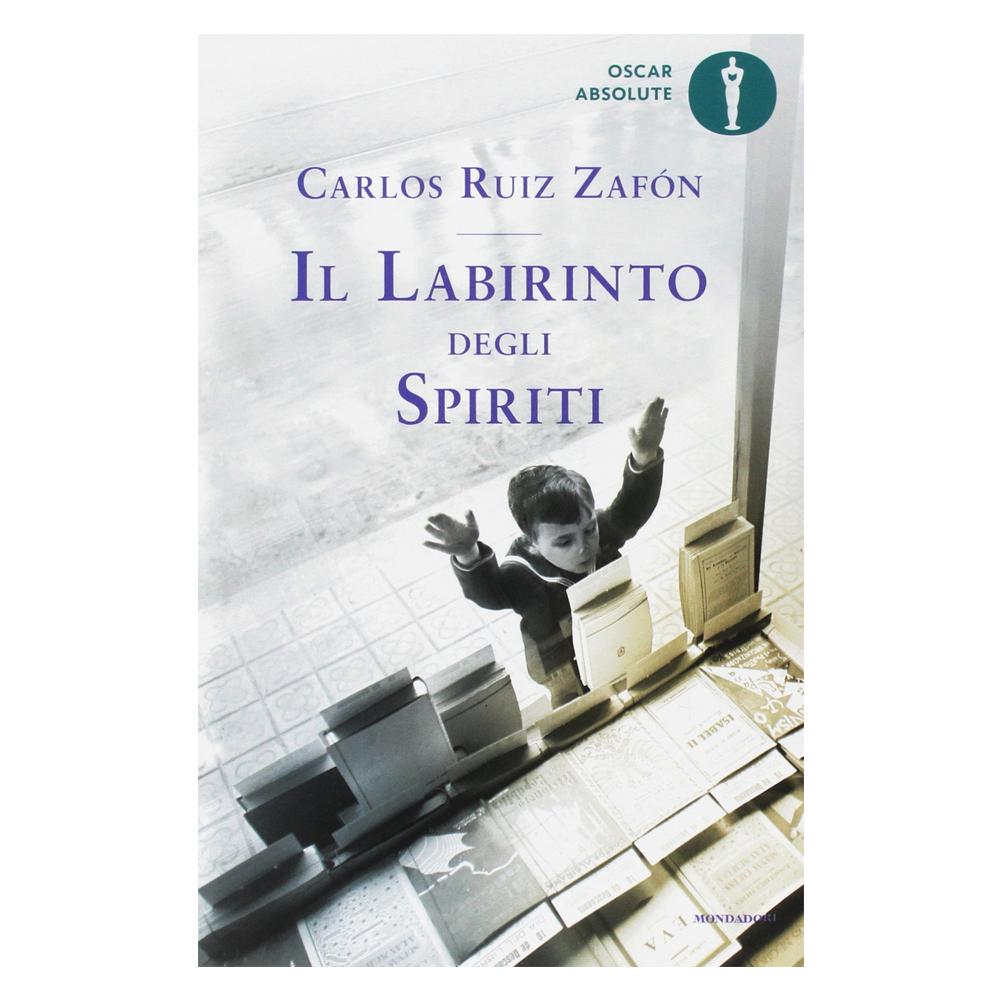 Carlos Ruiz Zafón – Il labirinto degli spiriti