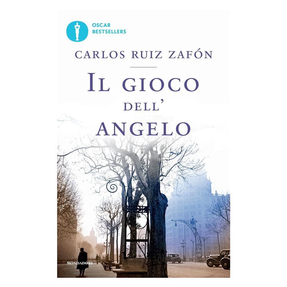 Carlos Ruiz Zafón – Il Gioco dell'Angelo