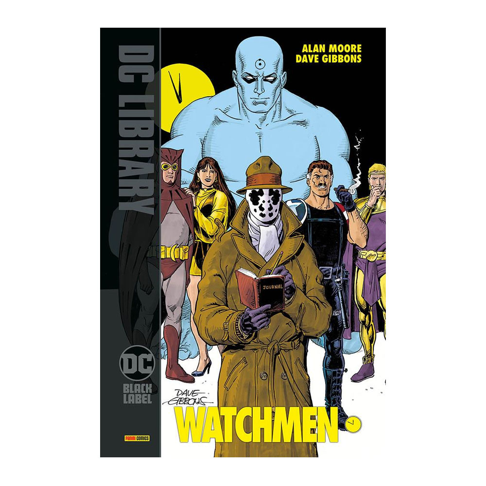 DC Library - Watchmen