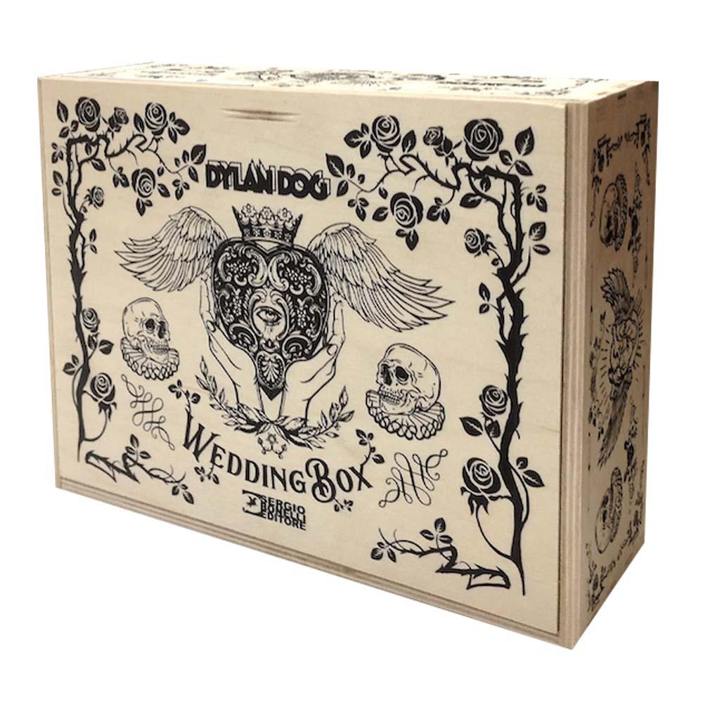 Dylan Dog Wedding Box 01