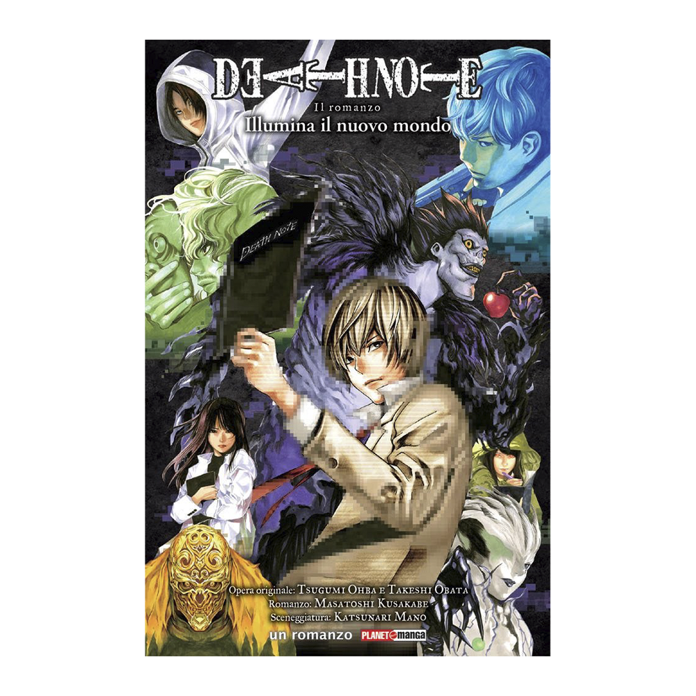 Death Note – Illumina il Nuovo Mondo