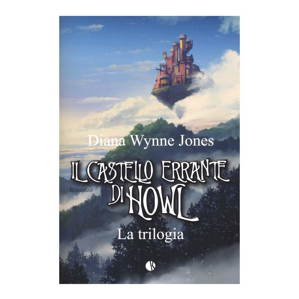Diana Wynne Jones - Il Castello Errante di Howl - Trilogia