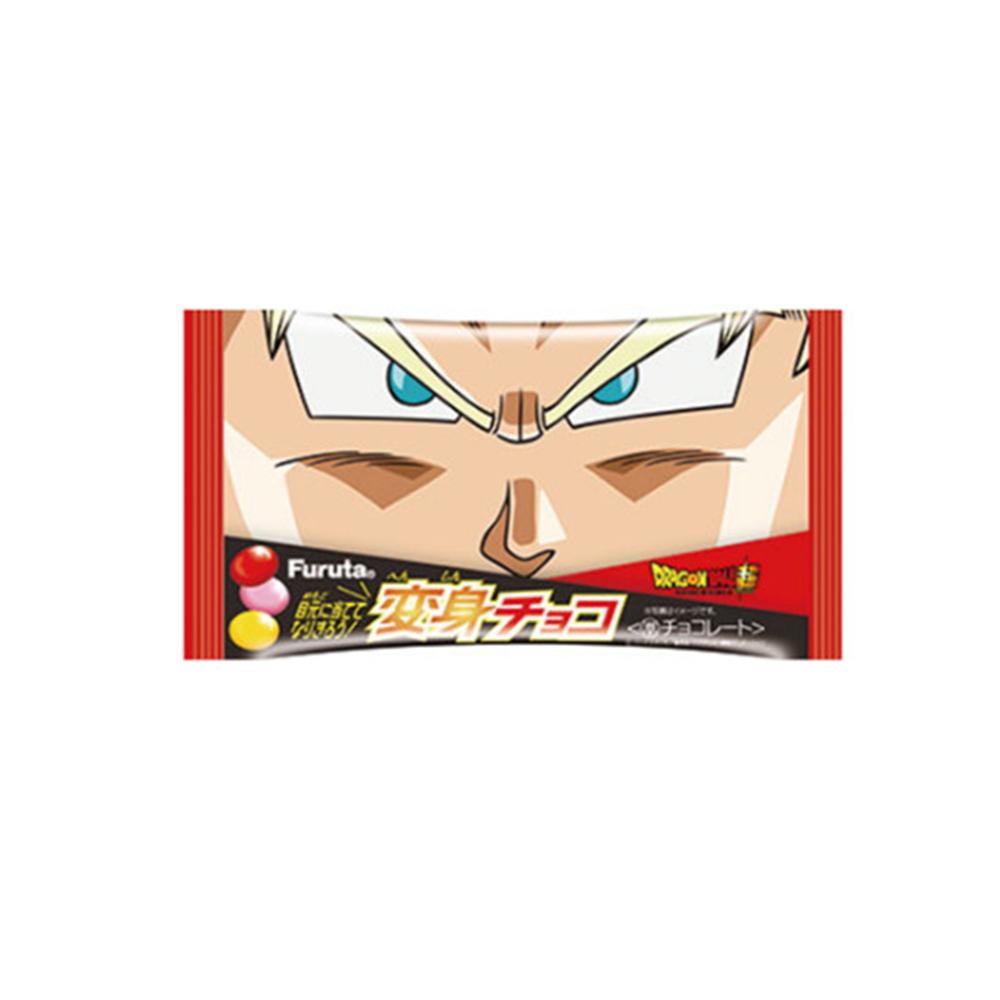 Furuta Cioccolattini Dragon Ball Transformation