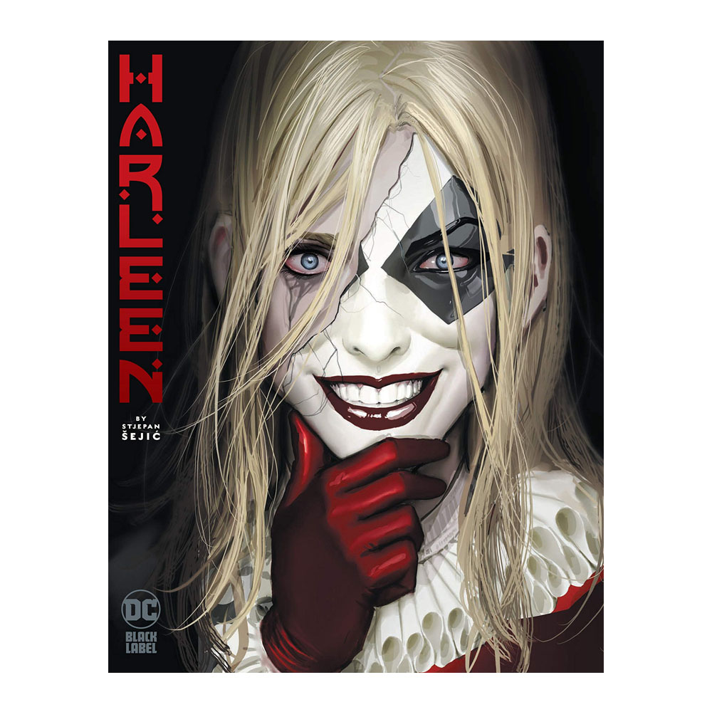 Harleen - DC Black Label