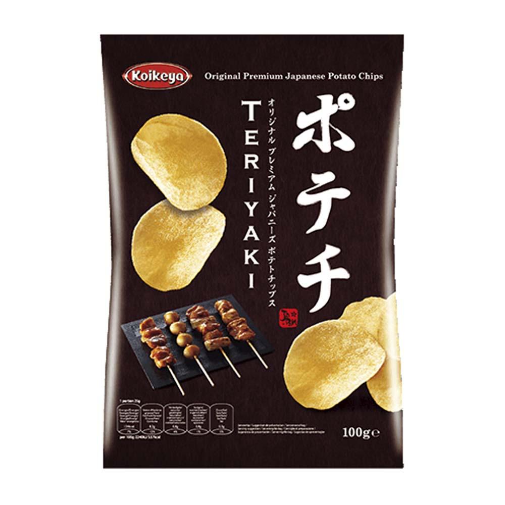 Koikeya Patatine Teriyaki