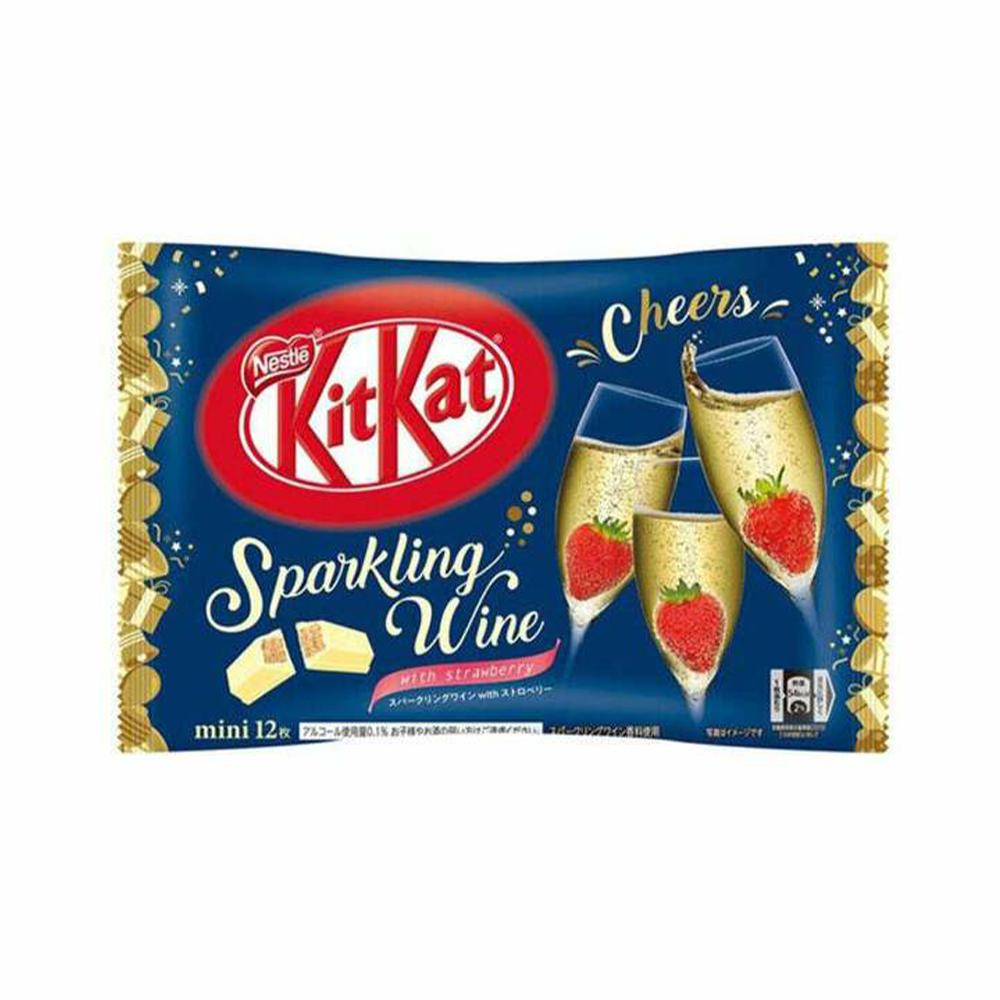 KitKat mini Spumante alla Fragola