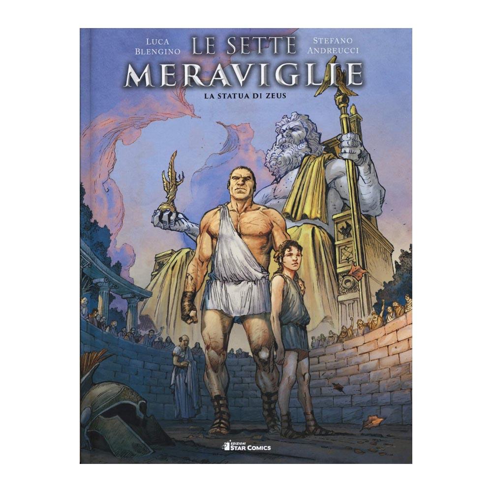 Le Sette Meraviglie vol. 01 La Statua di Zeus - Star Days 2021 (preorder)