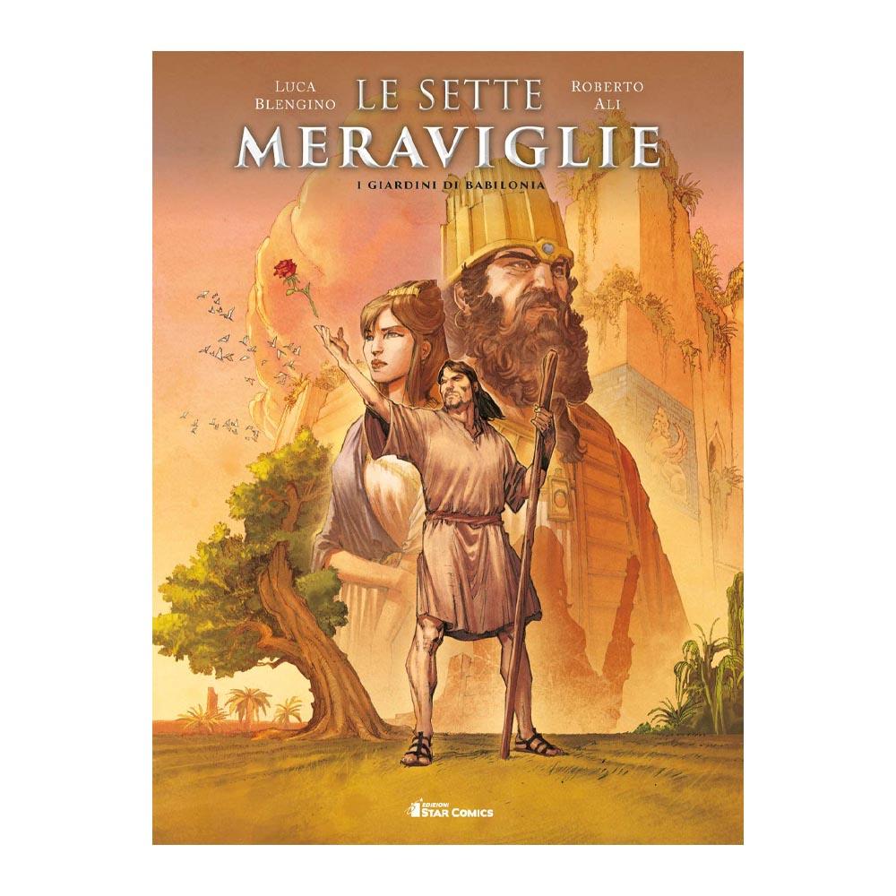 Le Sette Meraviglie vol. 02 I Giardini di Babilonia - Star Days 2021 (preorder)