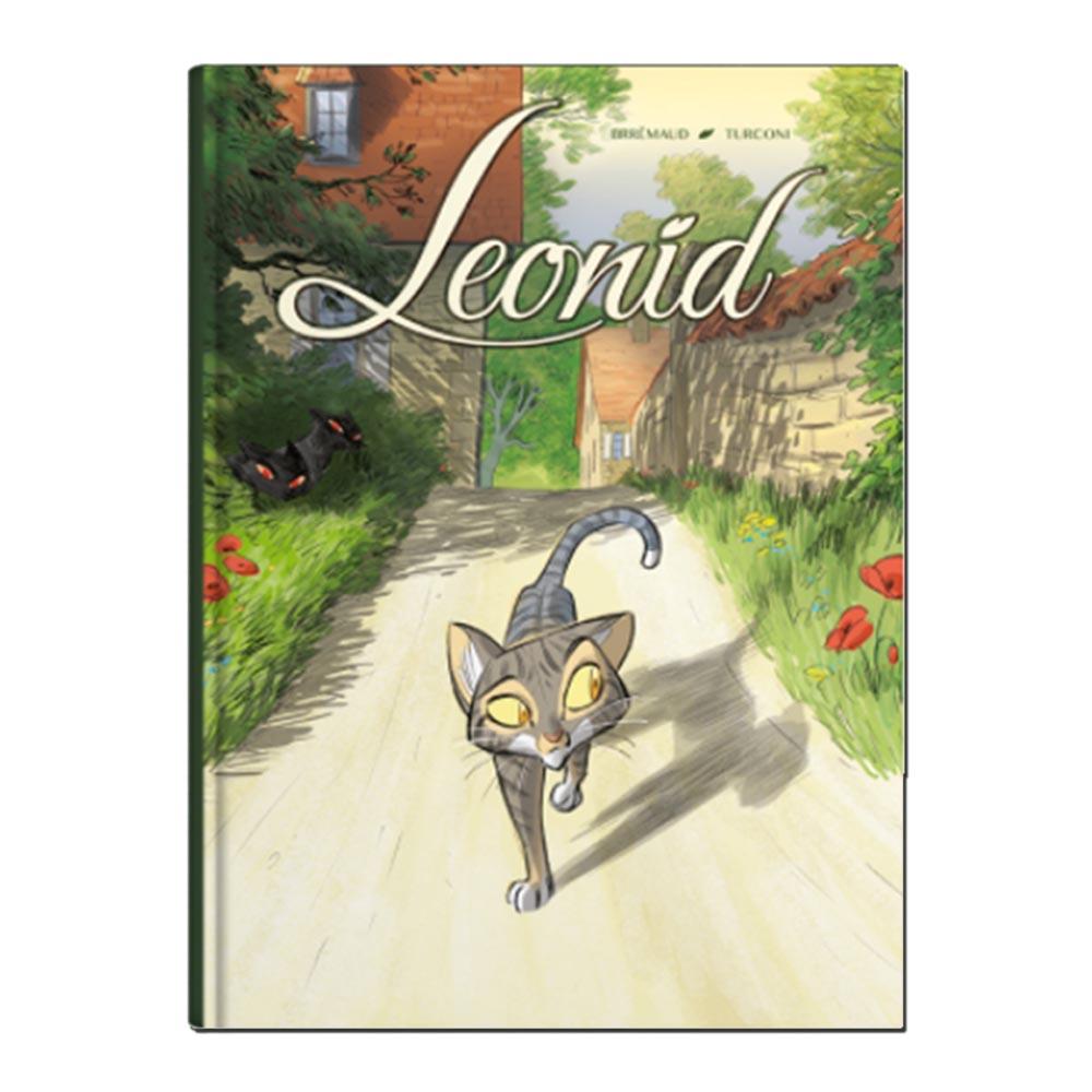 Leonid Avventure di un gatto vol. 01 I Due Albini Star Days 2021