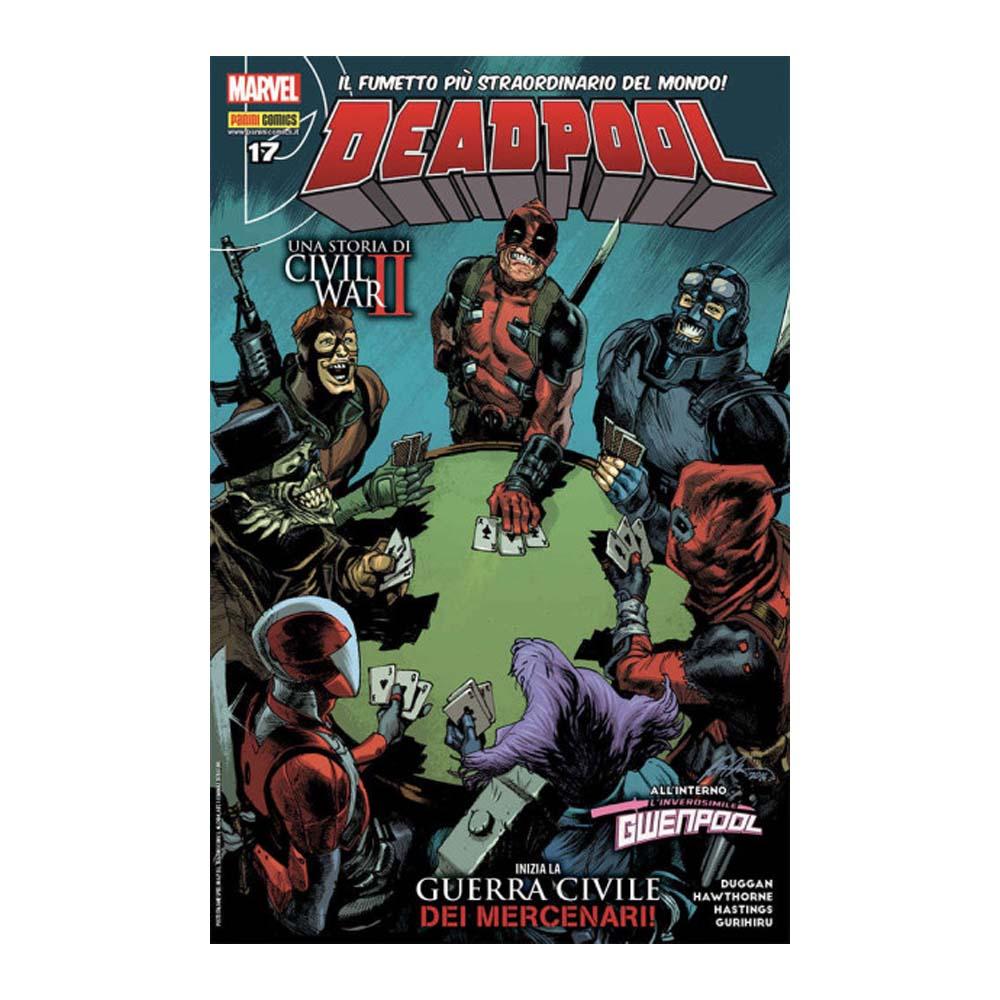 Deadpool: Una storia di Civil War II