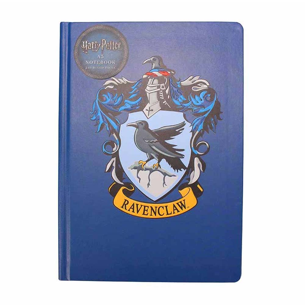Notebook A5 - Corvonero