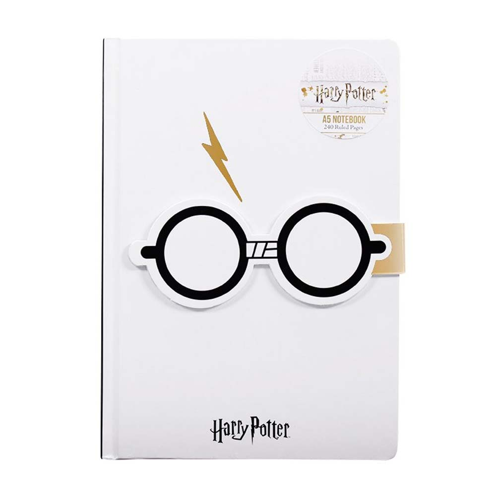 Notebook A5 - Harry Potter con cicatrice