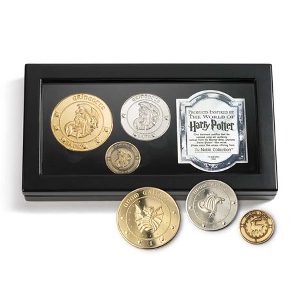 Le Monete della Gringott's Bank