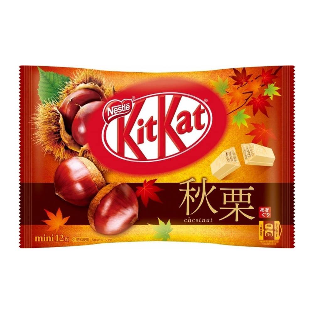 KitKat mini alle Castagne