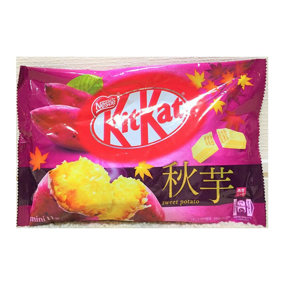 KitKat mini Patata Dolce