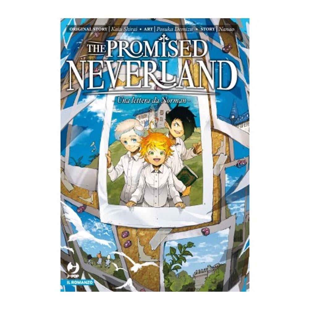 The Promised Neverland Novel vol. 01