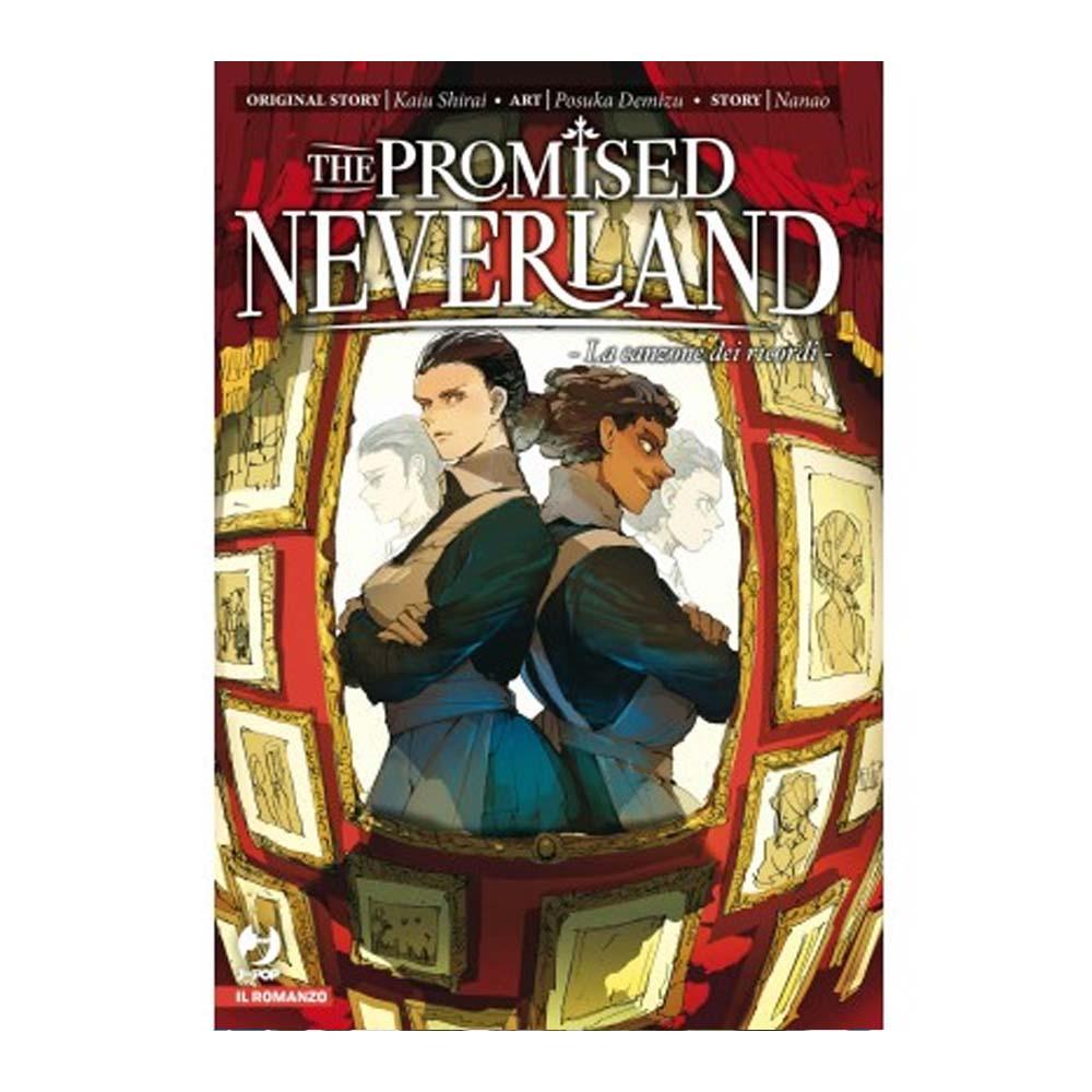The Promised Neverland Novel vol. 02