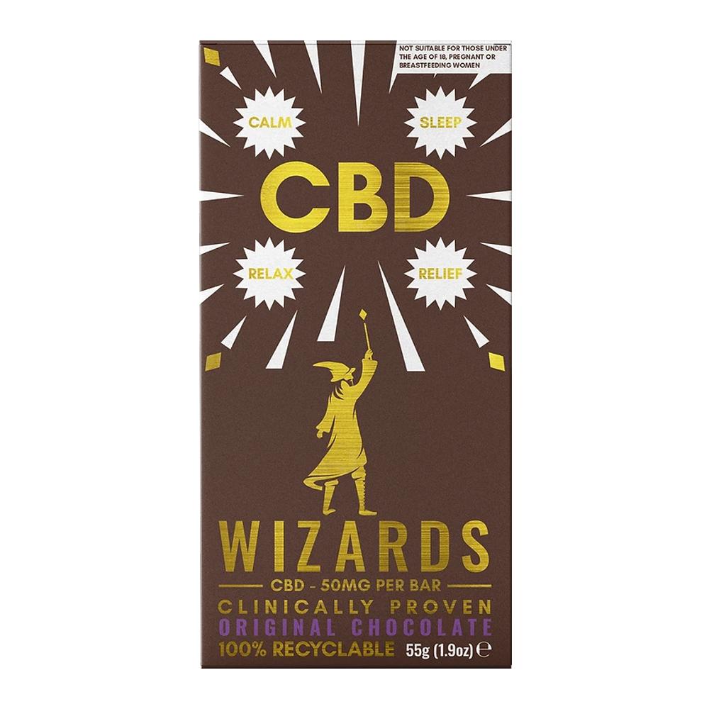The Wizards CBD - Original Chocolate