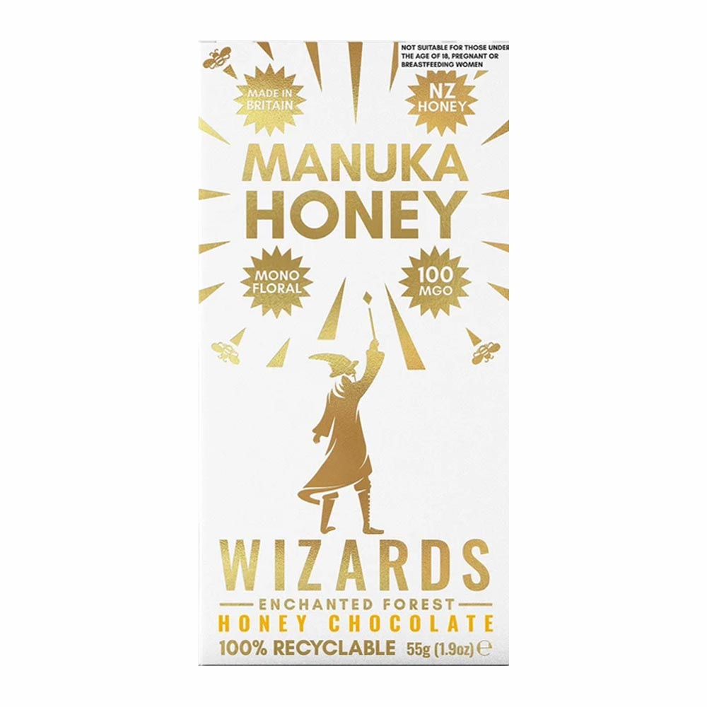 The Wizards Enchanted Forest - Honey Chocolate