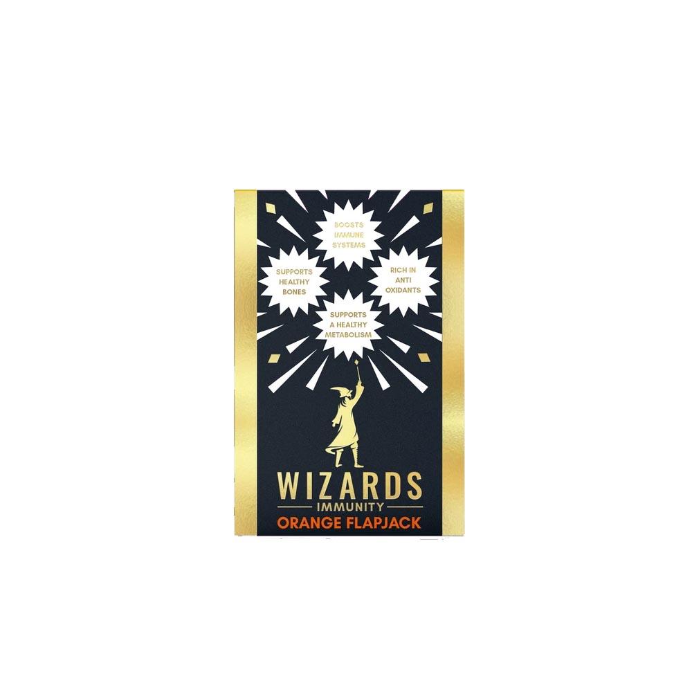 The Wizards Immunity - Orange Flapjack