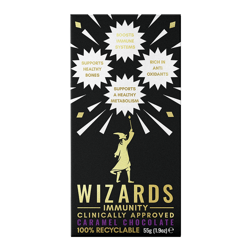 The Wizards Immunity - Caramel