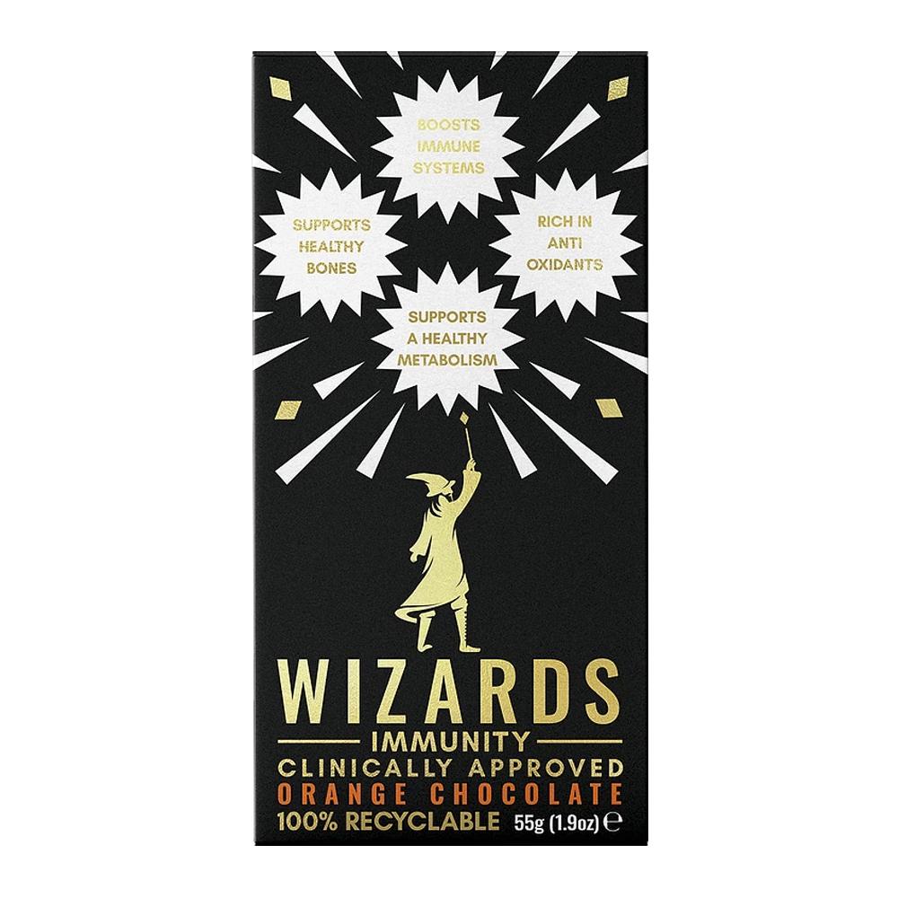 The Wizards Immunity - Orange