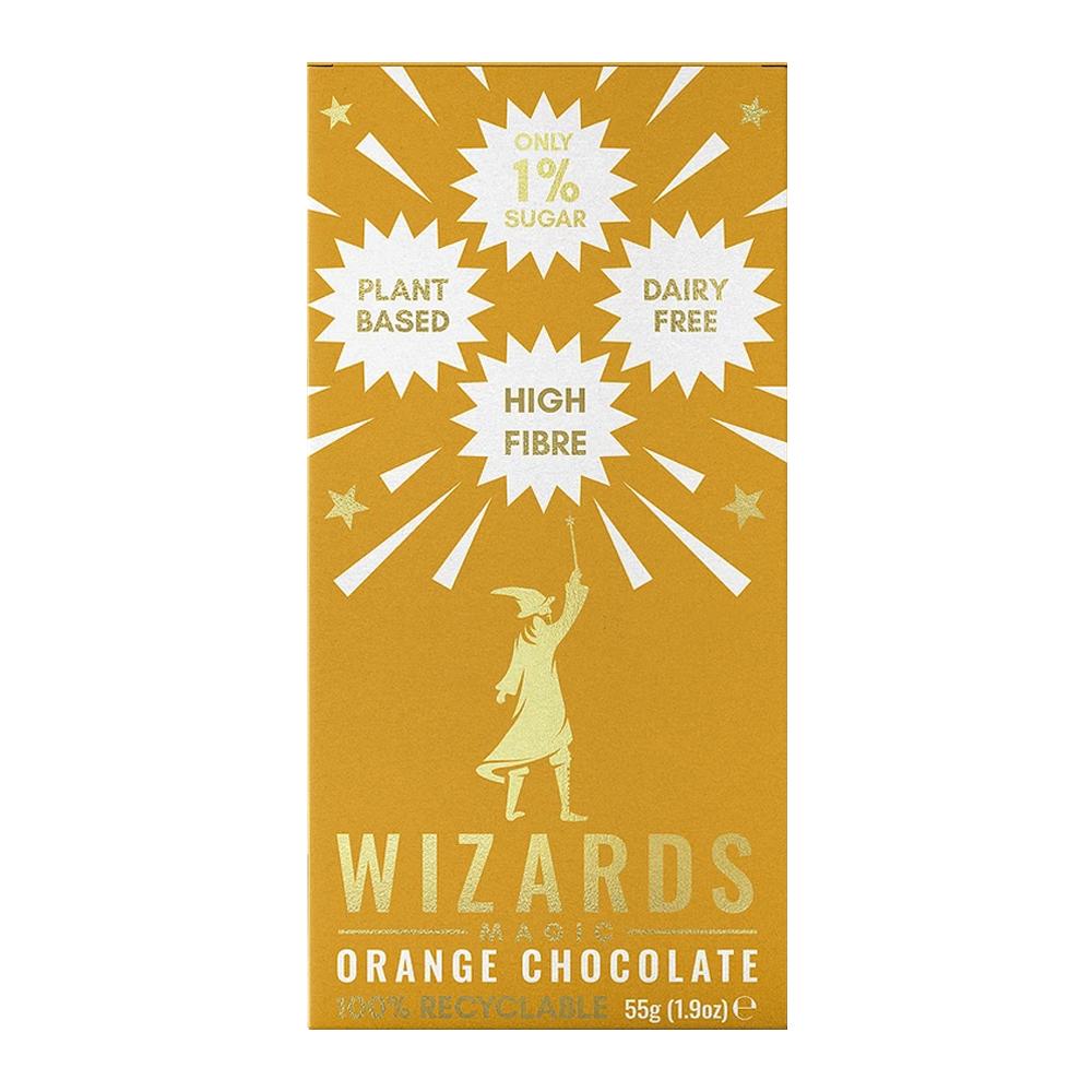The Wizards Magic - Orange