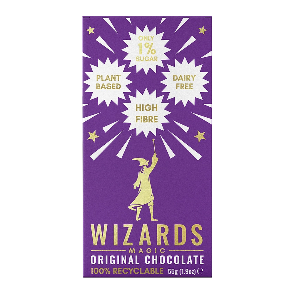 The Wizards Magic - Original Chocolate