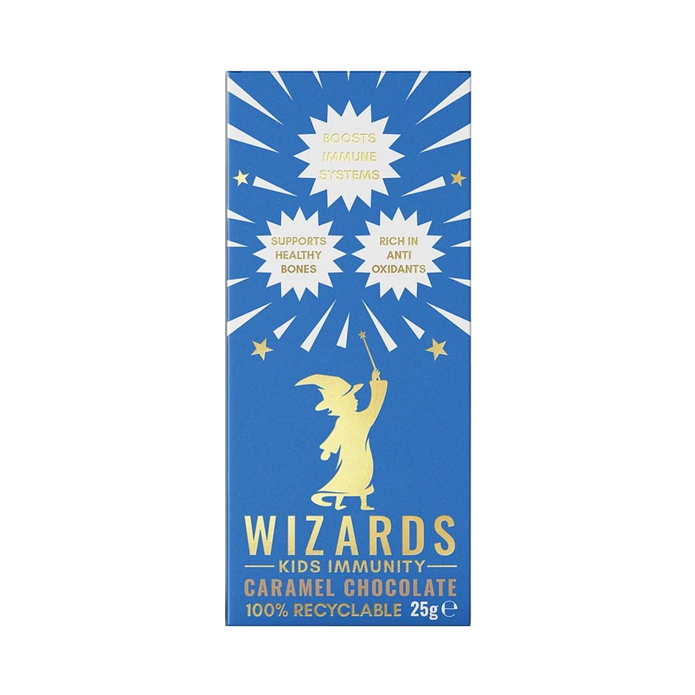 The Wizards Kids Immunity - Caramel Chocolate