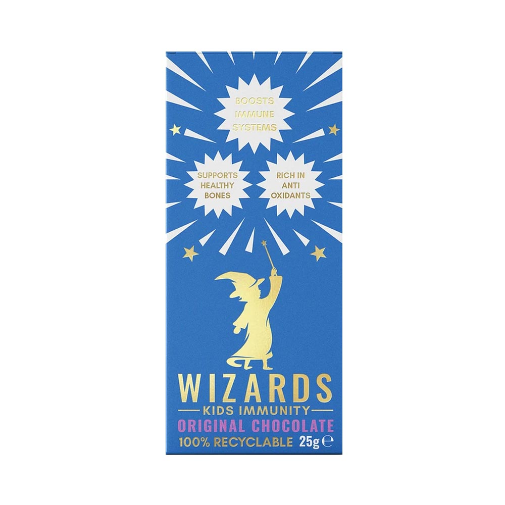 The Wizards Kids Immunity - Original Chocolate