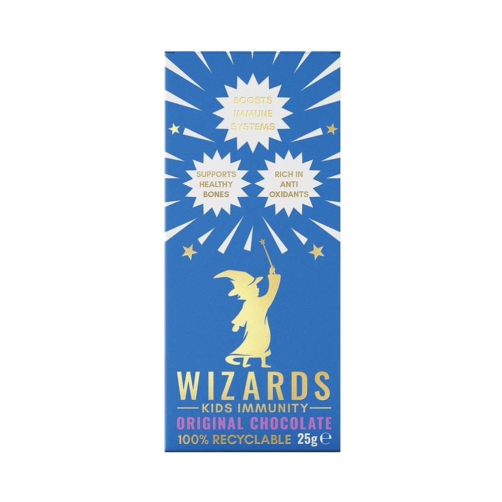The Wizards Kids Immunity - Original Chocolate