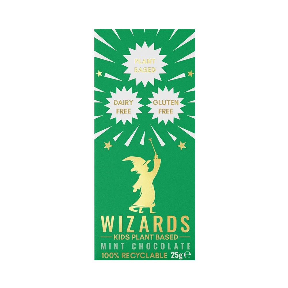 The Wizards Kids Plant Based - Mint Chocolate