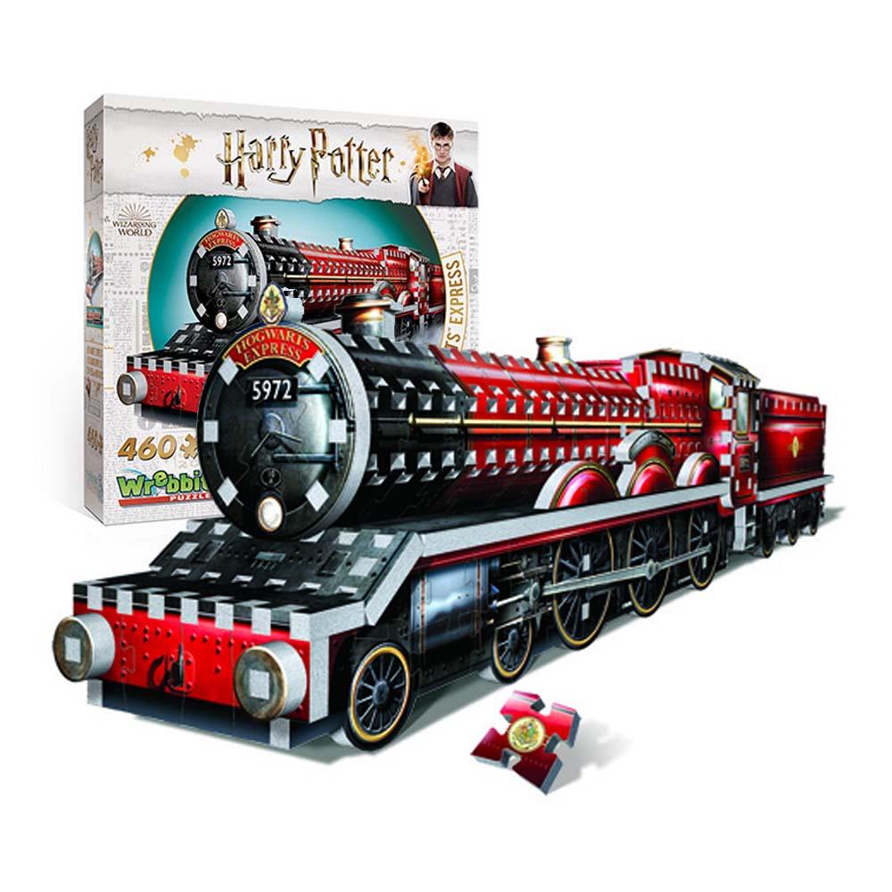 Hogwarts™ Express - Puzzle 3D Wrebbit
