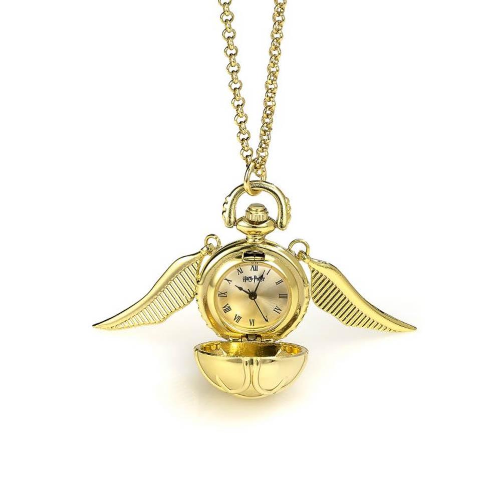 Collana Orologio Boccino d'Oro