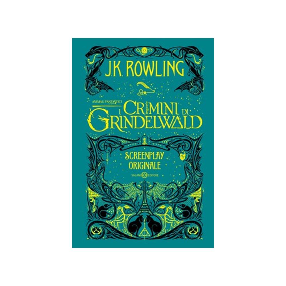 Animali fantastici – I crimini di Grindelwald – Screenplay Originale