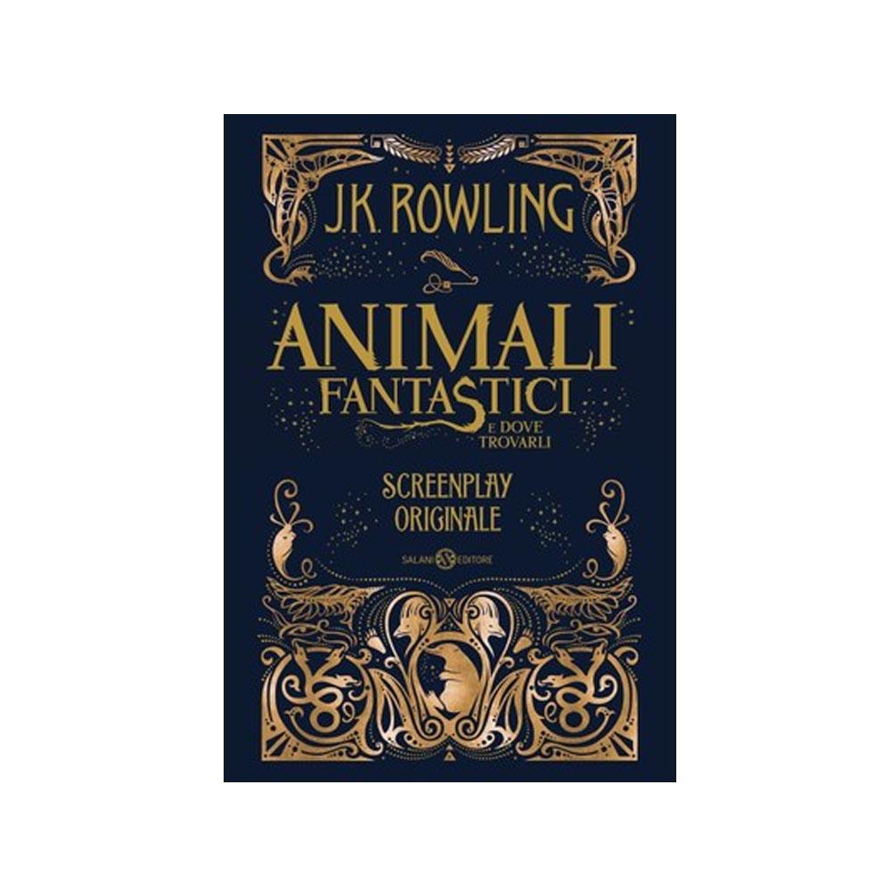 Animali Fantastici e dove trovarli – Screenplay Originale
